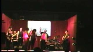 Rock and Roll is Here to Stay and Goodnight Sweetheart by Sha Na Na Tribute Artists