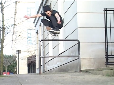 Skate Crates - Rob Selley - Episode 1 - Milton Keynes Montage