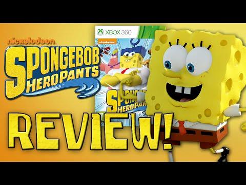 SpongeBob HeroPants   Fred Reviews