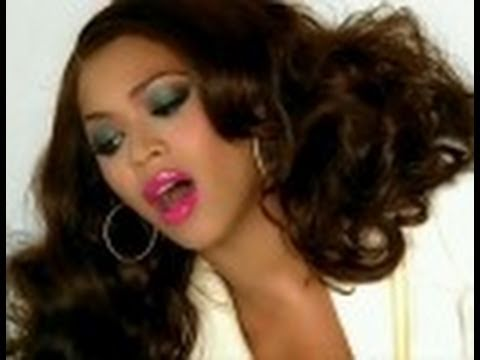Beyonce Green Light Music Video Inspired Makeup Tutorial