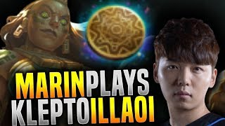 Marin Show you How to Play Klepto Illaoi! - Marin Plays Illaoi with Kleptomancy! | Be Challenger