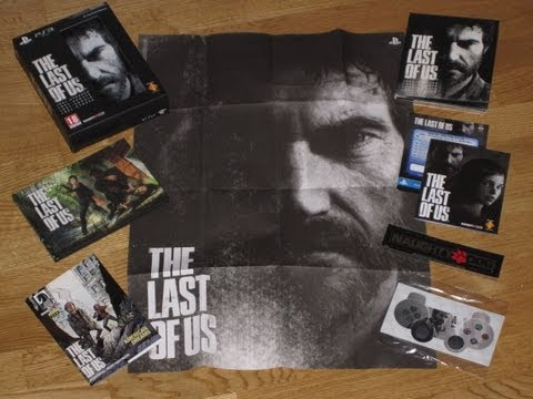 Unboxing The Last of Us - Joel Edition