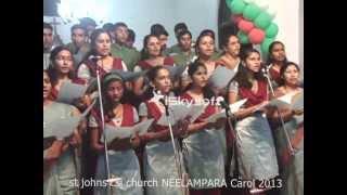 girinirakal paadunnu(st johns csi church neelampara carol 2013)