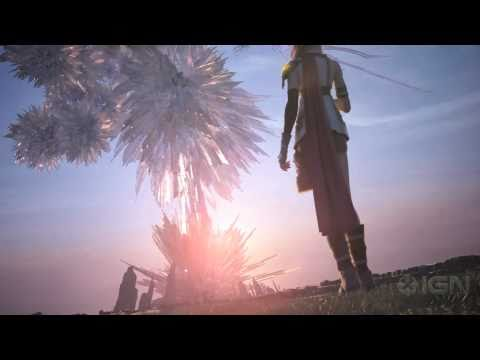 Final Fantasy XIII-2: Official First Trailer