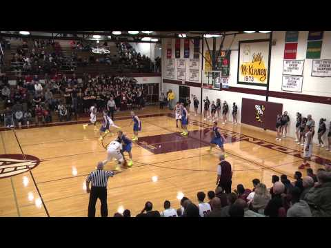 EVAN BOUDREAUX - Part 1 - (Class of 2015) 2013/14 MID-SEASON HIGH SCHOOL HIGHLIGHTS
