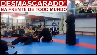 MASTER IS DISMISSED IN FRONT OF EVERYONE! MARTIAL ARTS