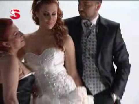 Ünlü düğün fotoğrafçısı Bülent Uluçay'ın Star TV yabancı gelin çekimi.wmv