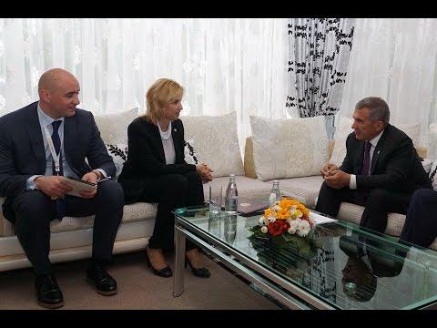 Итоги встречи башкана Гагаузии и президента Татарстана