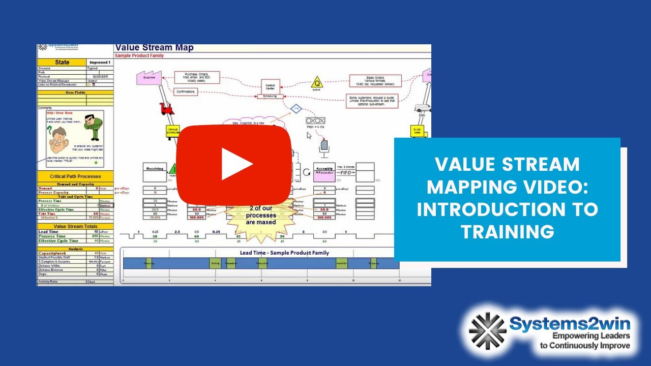 Create a value stream map  Office Support