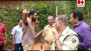 CPM leaders blocked encroachment evacuation team in Devikulam │Reporter Live