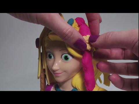Play-Doh Rapunzel Disney Princess Disney playset Play Dough playdo