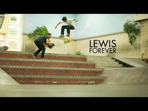 A Day In Lewis Marnell's Shoes - With The Nike SB Team