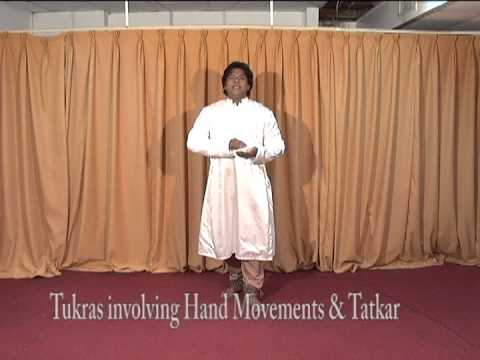 Kathak Dance Made Simple- Vol.1 - By Kenrick Cheeks