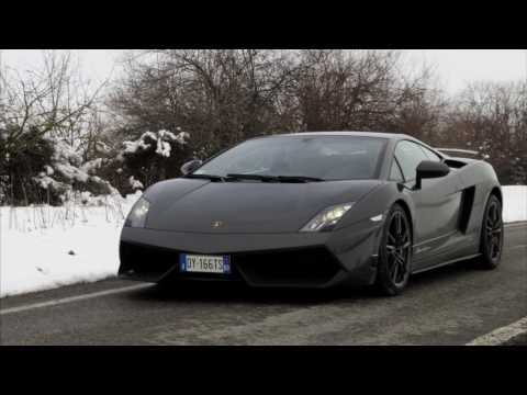 First Drive: 2011 Lamborghini Gallardo LP 570-4 Superleggera
