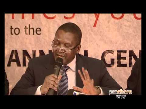 DANGOTE CEMENT TARGETS 60MILLION TONS BY 2015