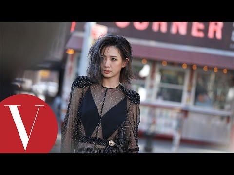 安心亞紐約拍攝NG花絮