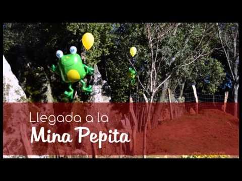 Apertura Parque Mitológico Mina Pepita