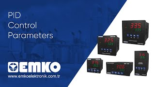 Emko Elektronik PID Control Parameters
