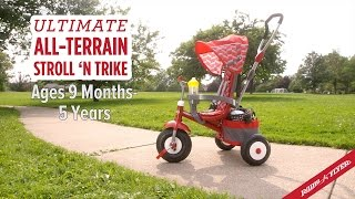 Radio Flyer Ultimate All-Terrain Stroll