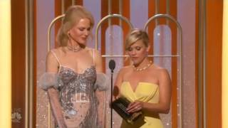 74th Gloden Globes 2017 Best Actress Miniseries or Television Film