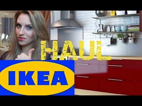 VLOG:HAUL ПОКУПКИ для кухни в IKEA #ВьёмГнёздышко