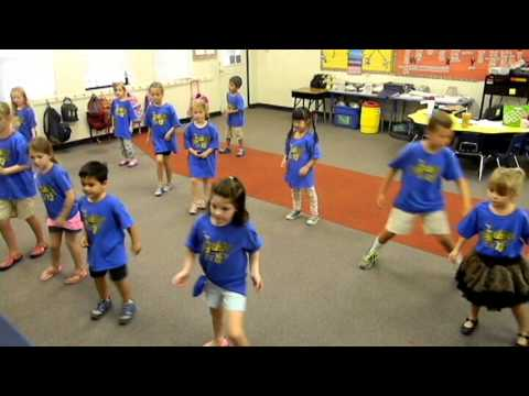 Camelback Desert School National Dance Day