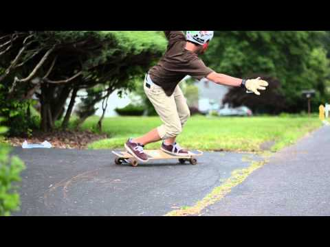 Longboarding: Shred Sessions Volume 1