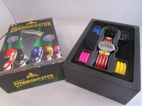 Legacy Communicator Review (Mighty Morphin Power Rangers)