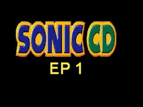 Sonic CD EP 1 States! (BR)