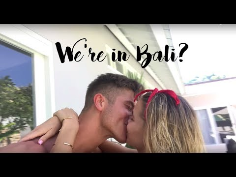 VLOG 001 - WE ENDED UP IN BALI
