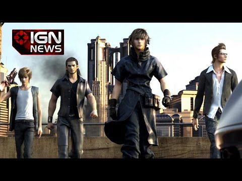 Final Fantasy XV Director: The End is in Sight IGN News