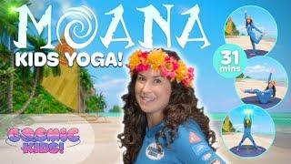 MyOdia Moana | A Cosmic Kids Yoga Adventure! Gratis STAFABAND
