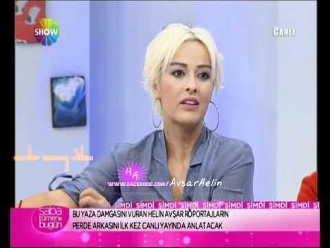 Helin Avşar @ Saba Tümer ile Bugün