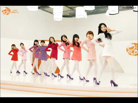 SNSD Hahaha Song [Full ver]