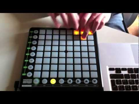 DJ Tech Tools - Midi Fighter Ableton Contest - by Rick Fresco (feat. Mad Zach s samples)