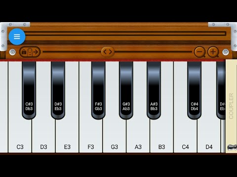 How to play Saregama,,,,, by mobile Harmoniom