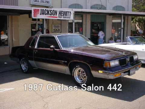 Oldsmobile 442/Cutlass Series 442 Timeline [1964~1991] Video