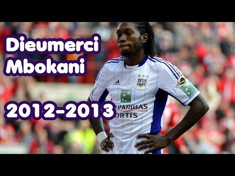 Dieumerci Mbokani ► Reason 2012-2013