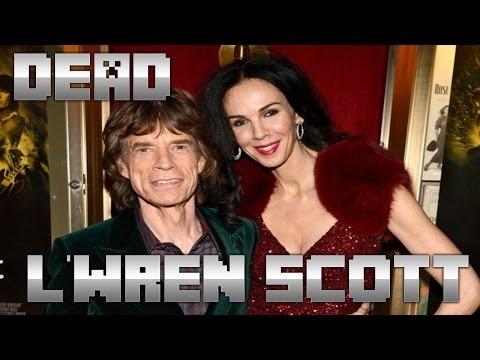 MUERE L'Wren Scott NOVIA DE MICK JAGGER | VIDEO ORIGINAL HD