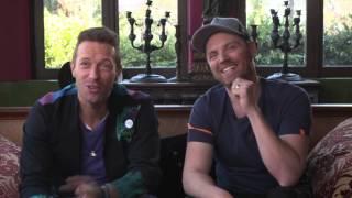 The BSMNT: Coldplay interview met Chris & Jon