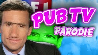 parodie pub tv
