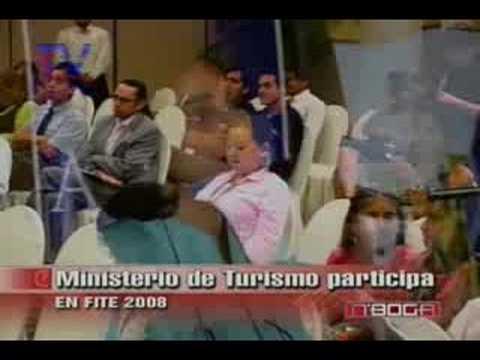 Ministerio de Turismo participa en FITE 2008