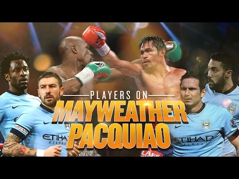 MAYWEATHER v PACQUIAO | Players Predict