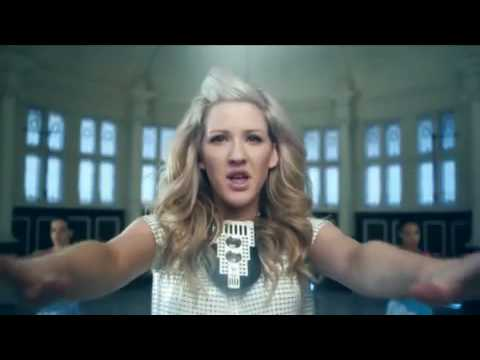 Ellie Goulding ''Starry Eyed'' (Official video - HQ - Lyrics)