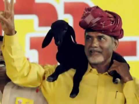 Vision2020 Leader  Nara Chandrababu Naidu Swarnaandhrapradesh