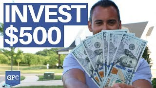 How to Invest $500 (5 Brilliant Ways to Invest 500 Dollars)