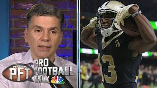 PFT Overtime: Michael Thomas contract talks, Tom Brady's royalties | Pro Football Talk | NBC Sports
