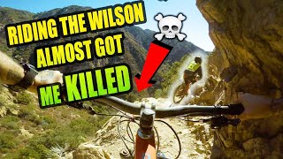 Ya Have To Ride A Wilson To Really Know | Mountain Biking Los Angeles