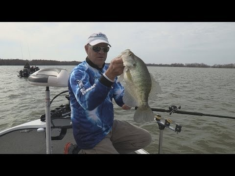 Fox Sports Outdoors SOUTHWEST #13 - 2014 Washington Lake MS Crappie Fishing