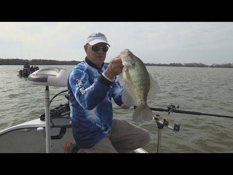 Fox Sports Outdoors SOUTHWEST #13 - 2014 Washington Lake MS Crappie Fishing